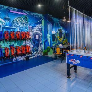кьюзар водный стадион